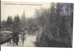 MANDRES - L'Yerres Au Pont De Boussy St Antoine - Mandres Les Roses