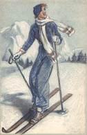 CPA Illustrée - Phebel Marceline Sebalt 163 Faub St Honoré 8 - 1900-1949