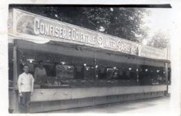 FOIRE A METZ PLACE DE LA RÉPUBLIQUE CONFISERIE ORIENTALE -DIMITRI PAPAS 1935 - Metz