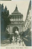 Palermo; Porta Nuova (Tram) - Non Viaggiata. (editore Melendez) - Palermo