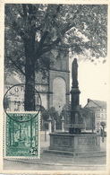 BELGIUM  1929 ISSUE EXPRESS EUPEN COB 292E MC - Maximum Cards
