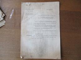 ETAT FRANCAIS LILLE,ARRAS LE 16 JUILLET 1941 PREFET DU NORD ET DU PAS DE CALAIS ARRETENT LE PRIX DES FRUITS ET LEGUMES N - Historische Dokumente