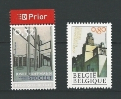 Zegels 3629 - 3630 ** Postfris - Belgique