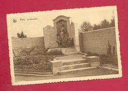 C.P. Pecq =  Monument  1914-1918 - Pecq