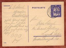 Generalgouvernement, P 12/02 Krakau, Warschau Nach Lyck 1943 (91655) - Deutschland