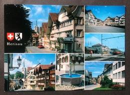 Herisau Mehrbildkarte - AR Appenzell Outer-Rhodes