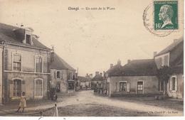 72 Changé Un Coin De La Place - Frankreich