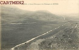 BRENOD ROUTE D'HOTONNES ET LES MONTAGNES DE RETORS 01 AIN - Unclassified