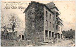 69 LES ECHARMEAUX - Nouvel Hotel En Construction - Frankrijk