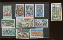 1967-1971   Poste **. Sans Charnière. Cote 18,50 Euros - Ivoorkust (1960-...)