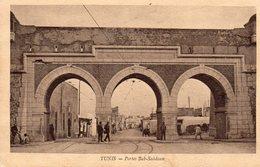 Tunis - Portes Bab Saadoun - Tunisia