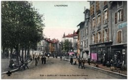 15 AURILLAC - Entrée De La Rue Des Carmes - Aurillac