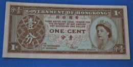 BILLET DE BANK HONGKONG ---Monnaies & BilletsBillet De Banque - Hong Kong