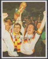 Soccer World Cup 1998 - UGANDA - S/S MNH - 1998 – Francia