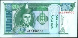 MONGOLIA - 10 Tugrik Nd.(1993) {Mongolbank} UNC P.54 - Mongolie
