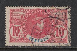 Sénégal - Yvert 34 Oblitéré DIOURBEL - Scott#61 - Gebruikt