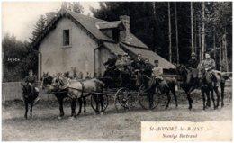 58 SAINT-HONORE-les-BAINS - Manège Bertrand - Saint-Honoré-les-Bains