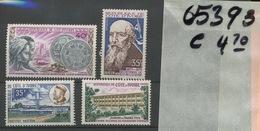 1972-73   Poste **. Sans Charnière. Cote 4,70 Euros - Ivoorkust (1960-...)