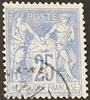 Sage  N° 68 Avec Oblitération Cachet à Date  TB - 1876-1878 Sage (Type I)