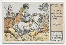 Randolph Caldecott - Nursery Rhyme - Ride A Cock-Horse To Banbury Cross - Other Illustrators