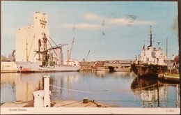 Ak GB - Goole Docks - Angleterre