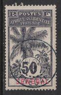Sénégal - Yvert 42 Oblitéré SEDHIOU - Scott#68 - Gebruikt