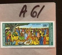 1973   Poste Aérienne A.61 **. Sans Charnière. Cote 14,00 Euros. Le Droit Et La Justice Tribale - Ivoorkust (1960-...)