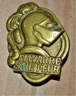 Rare Insigne 5 Régiment D'infanterie - Hueste