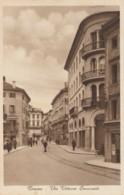 CARTOLINA VIAGGIATA 1936 TREVISO (TY513 - Treviso