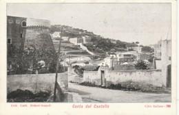 CARTOLINA VIAGGIATA 1930 GAETA (TY585 - Italie