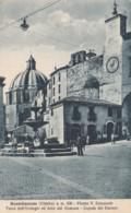 CARTOLINA VIAGGIATA 1936 MONTEFIASCONE (VT) (TY589 - Italie
