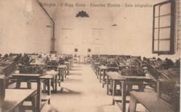 CARTOLINA VIAGGIATA 1927 BOLOGNA CASERMA MASINA (TY597 - Bologna