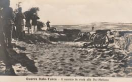 CARTOLINA NON VIAGGIATA PRIMI 900 GUERRA ITALO TURCA -LIBIA (TY611 - Libia
