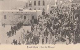 CARTOLINA NON VIAGGIATA PRIMI 900 TRIPOLI LIBIA COLONIE ITALIANE (TY625 - Libië