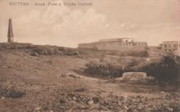 CARTOLINA NON VIAGGIATA PRIMI 900 ASSAB ERITREA COLONIE ITALIANE (TY652 - Eritrea