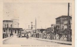 CARTOLINA VIAGGIATA 1918 PADOVA PIAZZALE DELLA STAZIONE (TY696 - Padova (Padua)