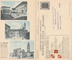 CARTOLINA VIAGGIATA 1935 LABORATORIO ZOJA - ATLANTE - MACERATA ASCOLI PICENO TERAMO (TY725 - Italien