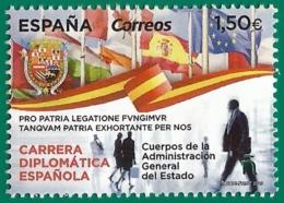 España. Spain. 2019. Cuerpos De La Administración Del Estado. Carrera Diplomática Española - 2011-... Ungebraucht