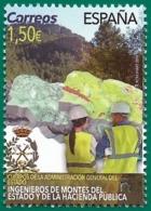 España. Spain. 2019. Ingenieros De Montes De La Hacienda Pública - 2011-... Unused Stamps