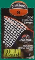España. Spain. 2019. Final Four Vitoria-Gasteiz 2019. Baloncesto - 1931-Hoy: 2ª República - ... Juan Carlos I