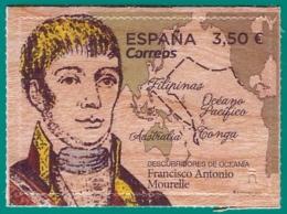 España. Spain. 2019. Descubridores De Oceanía. Tonga. Francisco Antonio Mourelle - 1931-Hoy: 2ª República - ... Juan Carlos I
