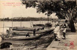 CPA INDOCHINA Thudaumot Les Quais VIETNAM (957113) - Vietnam