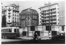 """1095""""MILANO-LARGO AUGUSTO"""" PUBBLICITA ZIGNAGO.BUS P - Milano"""