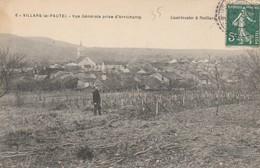 Villars Le Pautel - Vue Générale Prise D'Arrichamp - France
