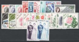 Monaco 1959 Annata Completa  / Complete Year Set **/MNH VF - Monaco