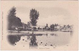 36. ST-GAULTIER. Pont Sur La Creuse - France
