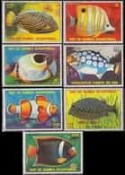 1979Equatorial Guinea1469-1475Sea Fauna - Meereswelt