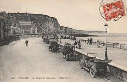 FECAMP La Digue Promenade ( ND 234 ) - Fécamp