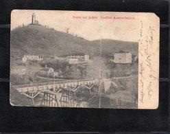Ponte Sul Judrio - Confine Austro- Italico - Italie