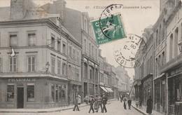 FECAMP  Rue Alexandre Legros  ( Pharmacie ) ( LJ 87 ) - Fécamp